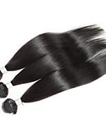 3 Stück Gerade Menschliches Haar Webarten Peruanisches Haar Menschliches Haar Webarten Gerade