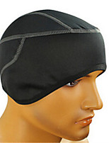 Cycling Cap Hat Bike Breathable / Windproof / Dust Proof / Comfortable Unisex Black Terylene