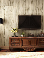 Country Vintage Wood Wall Paper For Walls 3D For Bedroom Decorative Wallpaper Rolls Wood Grain Parede