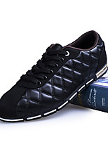 Men's Sneakers Spring / Summer / Fall / Winter Comfort Microfibre Casual Flat Heel Lace-up  Sneaker