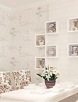 Décoration artistique / 3D Fond d'écran pour la maison Contemporain Revêtement , Autre Matériel adhésif requis fond d'écran , Chambre