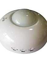 pir ronde commutateur détecteur de détecteur de mouvement infrarouge (100-240V)