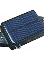 The Solar Panel Portable Positioning Tracker Waterproof Car Tracker