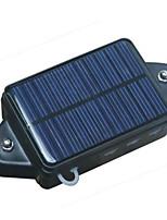o painel solar portátil posicionamento rastreador rastreador do carro à prova de água