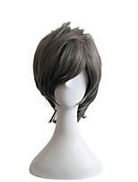 New COS Wig  Dead  Mei Tan Neutral Harajuku Male Gay Male Model Daily Wig 6 Inch