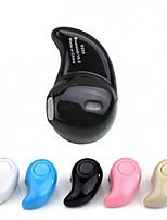 estilo mini s530 auriculares estéreo Bluetooth sin hilos del bluetooth del deporte de la música botón de los auriculares con micrófono