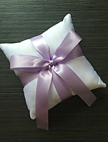 White 1 Ribbons Satin