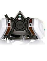 máscara de gas pintura en aerosol 7 piezas traje de tamaño m