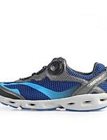 גברים-נעלי אתלטיקה-טול-שטוחות-כחול-שטח-עקב שטוח