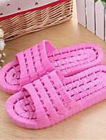 Unisex Slippers & Flip-Flops Spring Fall Slippers PVC Outdoor Casual Flat Heel Others Green Pink Red Others