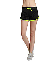 Running Baggy shorts / Crop Women's Breathable / Quick Dry / Compression / Comfortable Polyester Running