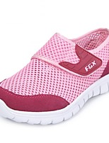 Unisex-Sneaker-Lässig-Tüll-Flacher Absatz-Flache Schuhe-Blau / Grün / Rosa