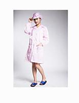 taille rose de haute qualité des vêtements antistatiques xl