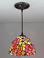 25W Lámparas Colgantes ,  Cosecha / Campestre Pintura Característica for Mini Estilo Metal Sala de estar / Dormitorio / Vestíbulo
