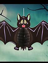 Halloween zdobí dodává rekvizity rozmar netopýři visí lucerna přívěsku 60 * 28