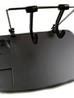 monté sur un véhicule automobile de bureau d'ordinateur avec porte-ordinateur portable de type suspendu fournitures tableau de voiture