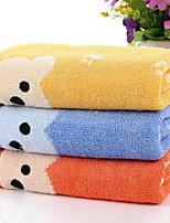 100%бамбуковое волокно-25*50cm-Жаккард-Полотенца для мытья