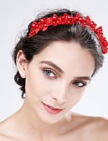 Dame Blonde / Akryl Medaljon-Bryllup / Speciel Lejlighed Blomster 1 Stykke