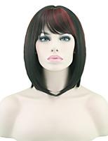 Capless Perücken Perücken für Frauen Schwarz Kostüm Perücken Cosplay Perücken