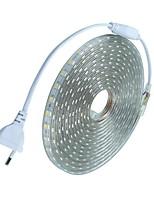20M/1PCS  220V 5050 LED Flexible Tape Rope Strip Light Xmas Outdoor Waterproof   Garden outdoor lightingEU Plug EU