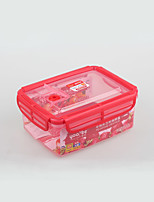 récipient alimentaire tenue en plastique fraîche boîte de gardien de maïs en plastique