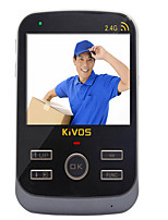KiVOS video intercom indoor household intelligent doorbell indoor machine 3.5 inch TFT screen