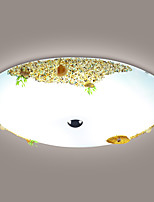 BOXIMIYA The Mediterranean Children Room Section Become Light LED Shells Absorb Dome Light 40 Cm in Diameter