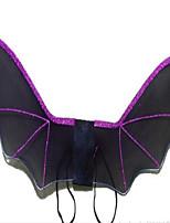 o dia das bruxas asas de morcego meias local adereços cospaly traje 46 * 38cm