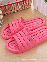 Women's Slippers & Flip-Flops Spring / Summer / Fall / Winter Comfort PVC Casual Flat Heel Others Blue