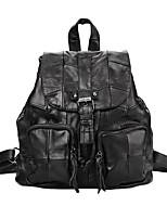 Women Sheepskin Formal / Casual / Outdoor Backpack