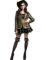 Women's Cyclopia Vintage Pirates of the Witch Halloween Costume