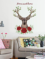 Kindergarten Classrooms The Wall Stickers Children Room Bedroom Wall Decorations From Sika Deer Animal