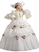 Steampunk@Women's Vintage Palace Masquerade Cosplay Prom Lolita Dresses  Halloween Party Dress