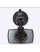 Koonlung 4.3 pouces Syntec Carte TF Noir Voiture Caméra