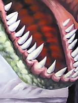 3D Обои Для дома Современный Облицовка стен , Холст материал Клей требуется фреска , номер Wallcovering