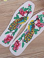 Tissu pour Semelle IntérieuresCette semelle intérieure en gel pratiquement invisible procure un confort pour vos pieds dans tous types de