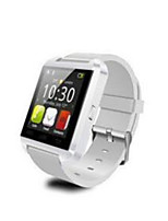 U WATCH Keine SIM-Kartenslot Bluetooth 3.0 Android Freisprechanlage 128MB Audio / Kamera