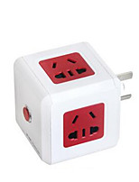 # Kabellos Others Smart usb socket Rot