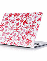 shell padrão de computador floco de neve para macbook air11 / 13 pro13 / 15 pro com retina13 / 15 macbook12