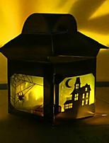 Halloween box restaurant bar scène lampe de bureau atmosphère décoration pvc accessoires suspendus couleur articles d'ameublement