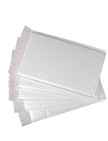 Five 350Mm * 480Mm  55Mm Bubble Wrap Bubble Bags Per Pack