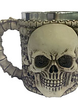1PC Halloween Party Gift Barware 3 D Claws Skull Goblet Personality Cup Glassware