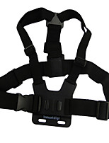 ismartdigi IG-CS2 Chest Body Strap for Gopro Hero 2 3 3+ 4 Session SJ4000, with 3-way Adjustment Base