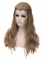 Marvel The Avengers Thor Cosplay Wig Long Flaxen Synthetic Anime Hair Cosplay Halloween Men Hairstyle