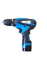 16.8V Lithium Dual Speed Multifunction Handheld Household Rechargeable Drill