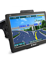 E Road Route E800 Car Navigation 7 Inch High-Definition Dual Core 8GB Portable Vehicle GPS Integrated Navigation