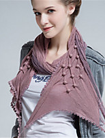 Alyzee Women Acrylic ScarfFashionable Jewelry-B4031