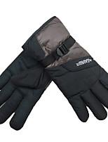 зима мужчины теплые перчатки мотоцикла батареи автомобиля батареи велосипед перчатки против ветра и против замерзания