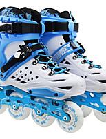 Unisex-Sportschuhe-Outddor / Sportlich-PVC-Flacher Absatz-Flache Schuhe-Schwarz / Blau / Gelb