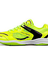 Women's Athletic Shoes Fall Comfort Leatherette Outdoor Platform Lace-up Yellow Badminton / Running